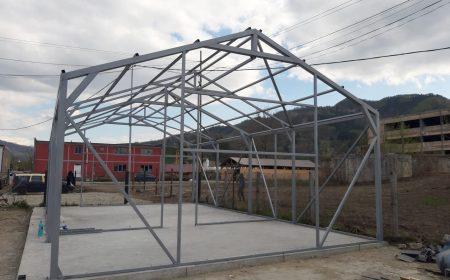 Constructii Hale Metalice - Producator hale industriale, agricole, de depozitare